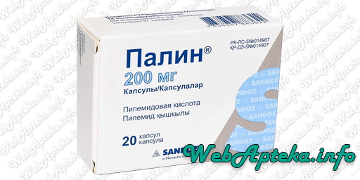 Палин инструкция применение таблетки отзывы аналоги противопоказания на WebApteka.info
