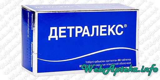 Детралекс инструкция применение таблетки отзывы аналоги противопоказания